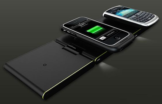 Inductive Charging Pad Charging Pads That Are Sort of