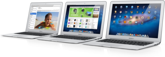 New MacBook Airs?
