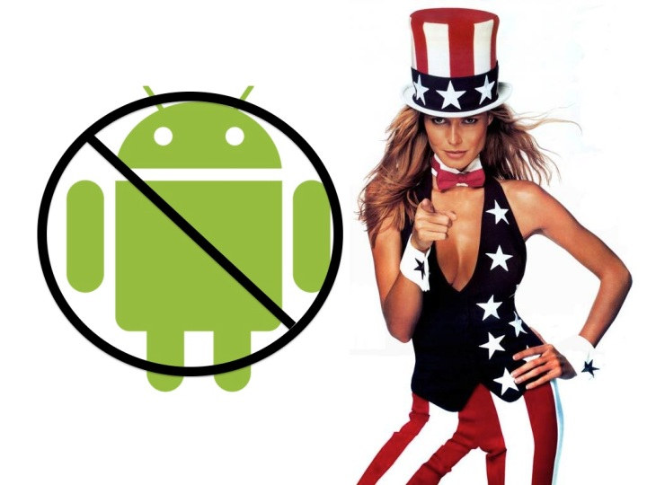 Android Anti-American
