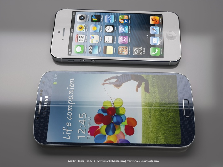 iPhone & Galaxy 2356532